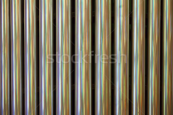 Organo tubi texture chiesa sfondo pattern Foto d'archivio © rognar