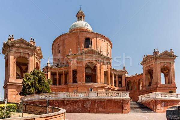 Madonna di San Luca, Bologna. Stock photo © Roka