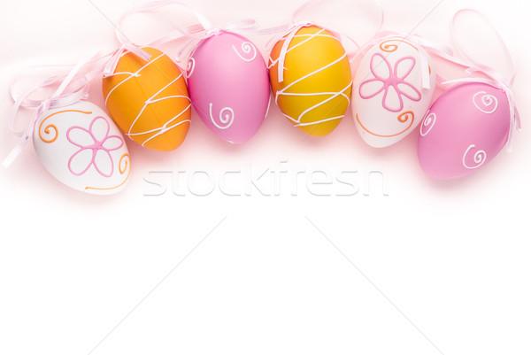 Easter eggs Stock photo © Romas_ph