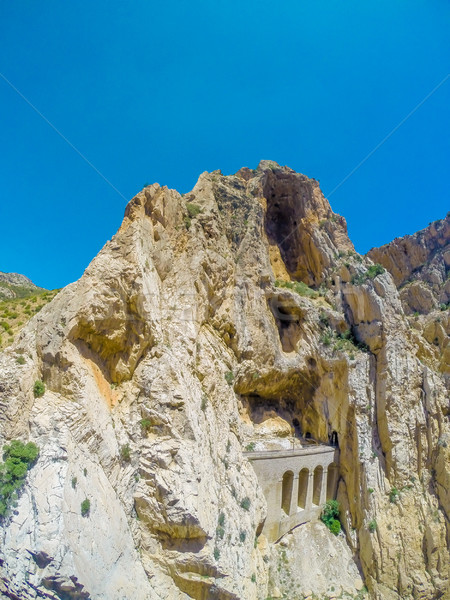 美しい 表示 山 パス 急 ストックフォト © Romas_ph