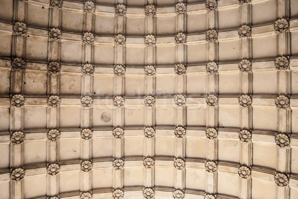 arch with coffers Stock photo © Romas_ph