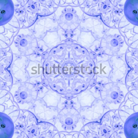Floco de neve sofisticado branco azul textura neve Foto stock © Romas_ph