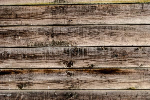 старые забор коричневый текстуры стены дизайна Сток-фото © Romas_ph