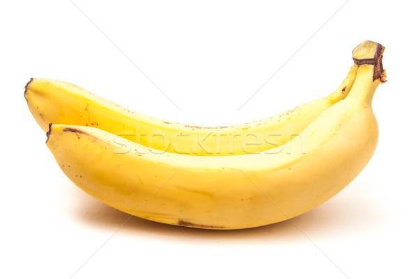 бананы изолированный белый продовольствие фон Сток-фото © Romas_ph