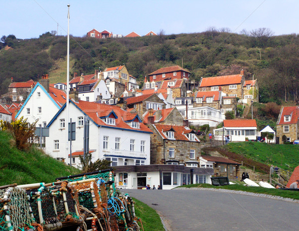 Runswick Bay Stock photo © ronfromyork