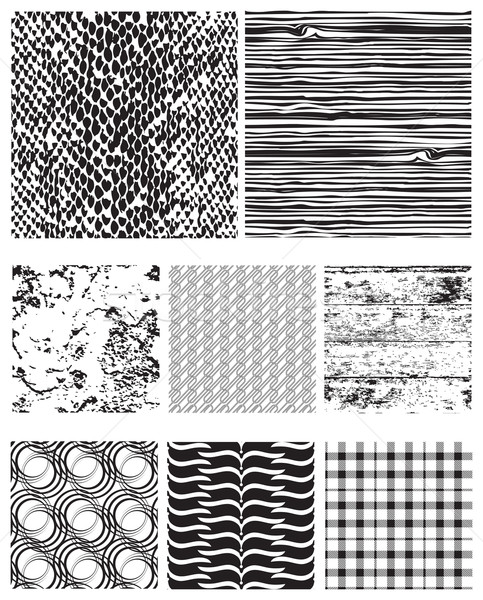 Seamless pattern fills Stock photo © ronfromyork