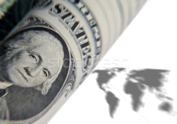 World currency Stock photo © ronfromyork