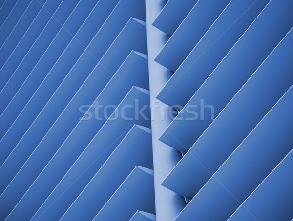 Architectural slats Stock photo © ronfromyork
