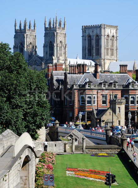 City of York Stock photo © ronfromyork