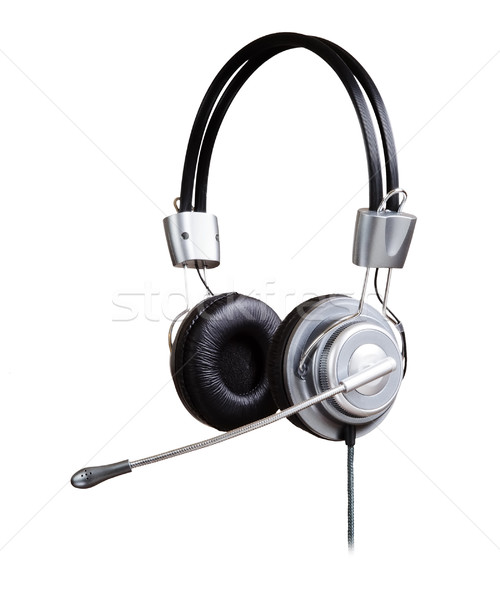 Headphones Stock photo © rozbyshaka