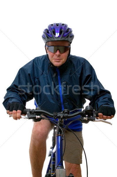 MTB rider Stock photo © RTimages