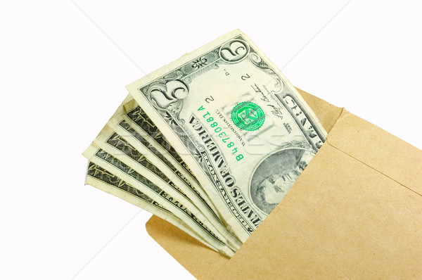 Envelope of cash Stock photo © RTimages