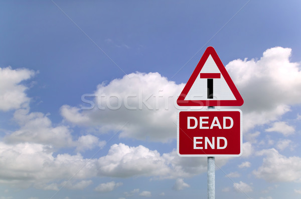 Dead End Stock photo © RTimages