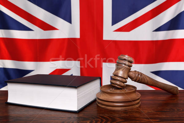 UK law Stock photo © RTimages