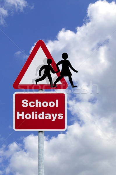 School Holidays Stock photo © RTimages