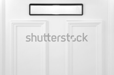 Letterbox Stock photo © RTimages
