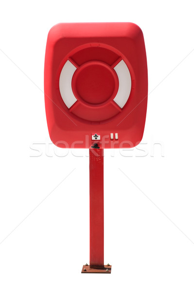 Life buoy Stock photo © RTimages