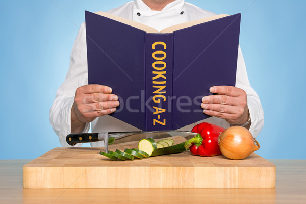 Cooking A-Z Stock photo © RTimages