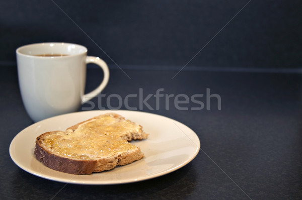 Quick Breakfast Stock photo © RTimages
