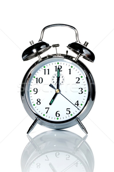 Alarm Clock Stock photo © RTimages