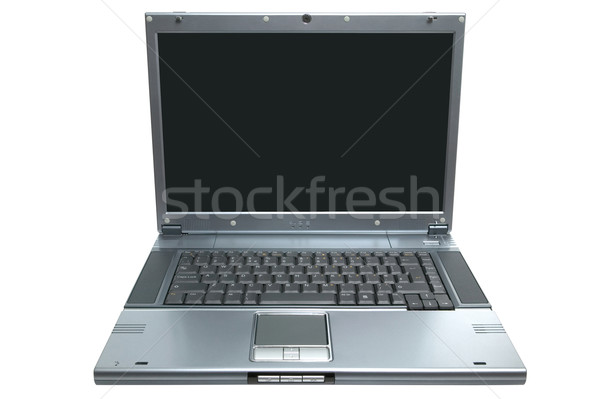 Laptop Isolated Stock photo © RTimages