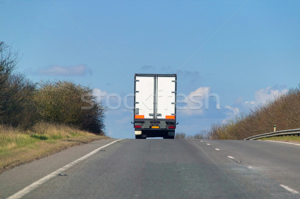 Lorry on a hill Stock photo © RTimages