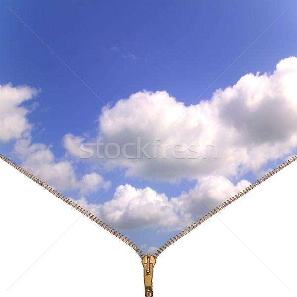 新鮮な 新しい 日 画像 抽象的な 光 ストックフォト © RTimages