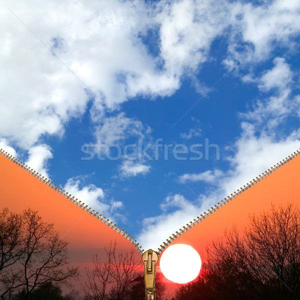 Day and Night Stock photo © RTimages