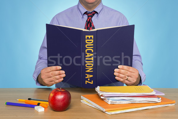 Education A-Z Stock photo © RTimages