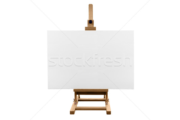 Blank canvas Stock photo © RTimages