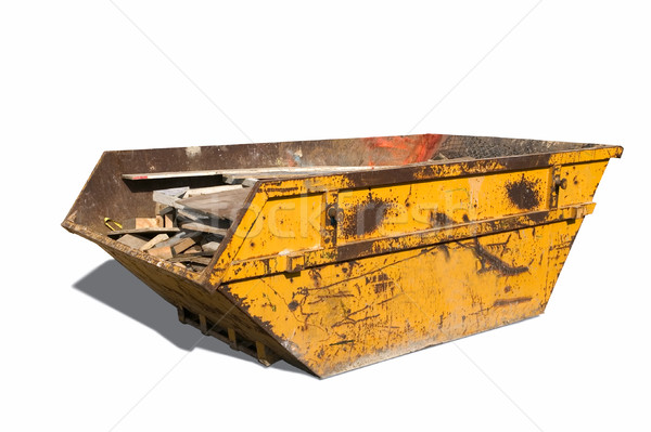 Builders skip Stock photo © RTimages