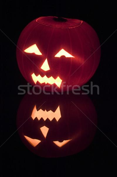 Halloween Pumpkin Stock photo © RTimages