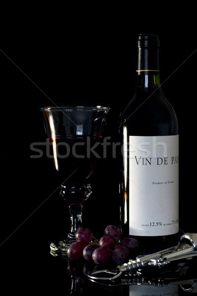 Wine #1 Stock photo © RTimages
