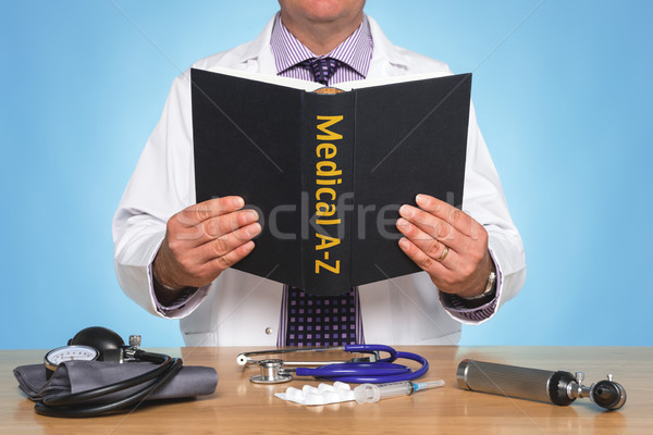 Medical A-Z Stock photo © RTimages