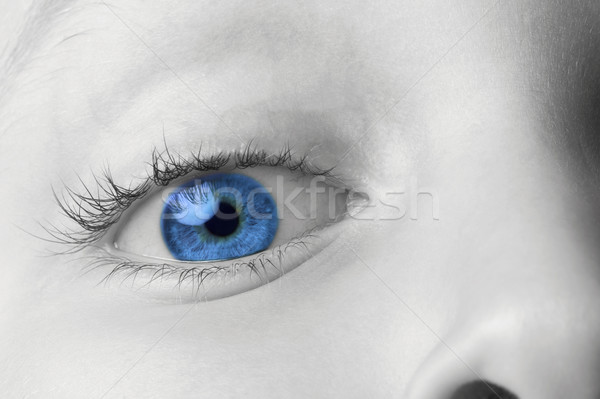 Thru a childs eye Stock photo © RTimages