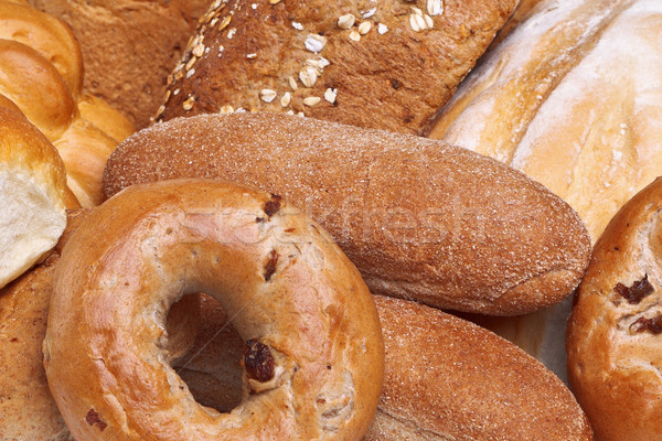 Assortment of bread Stock photo © RTimages