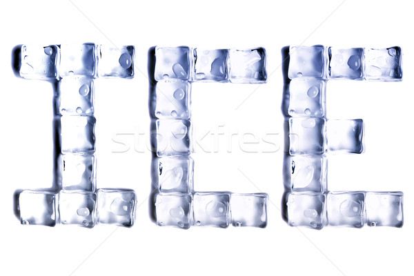 Ice Stock photo © RTimages
