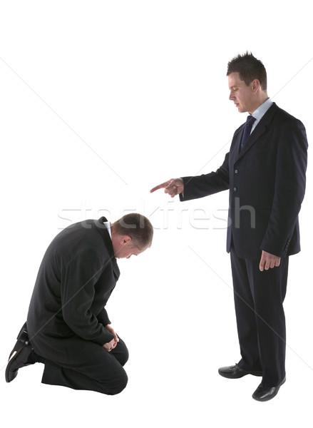 Bad employee Stock photo © RTimages