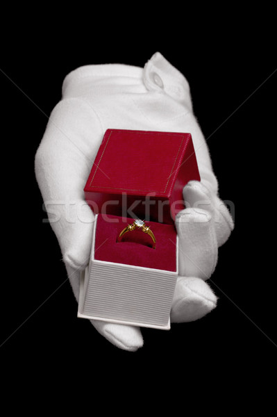 Will you marry me Stock photo © RTimages