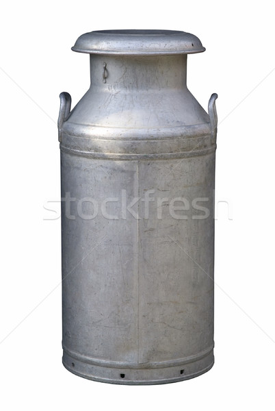 Stock photo: Milk Churn