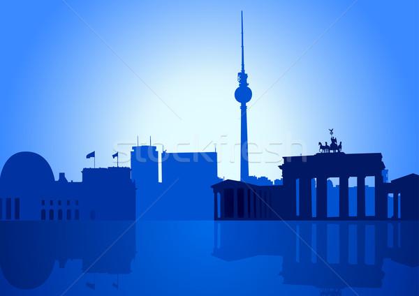 Berlin Stock photo © rudall30