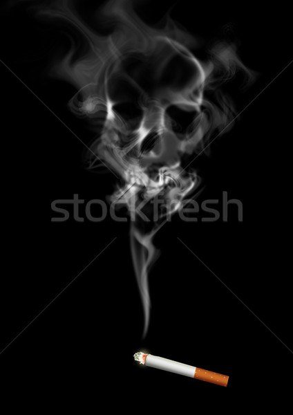 Smoking Kills Stock photo © rudall30
