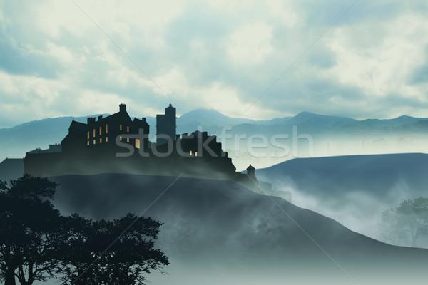 Mist Stock photo © rudall30