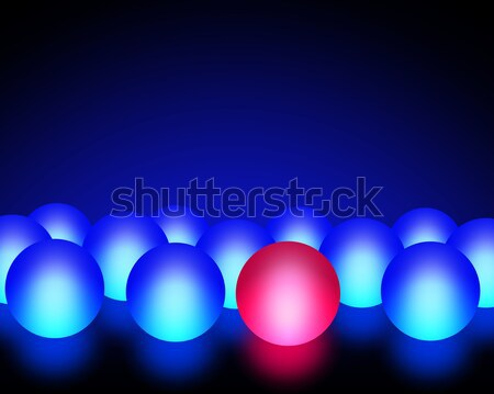 Red Ball Stock photo © rudall30