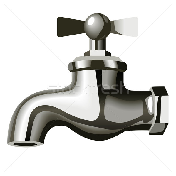 Water Tap Stock photo © rudall30