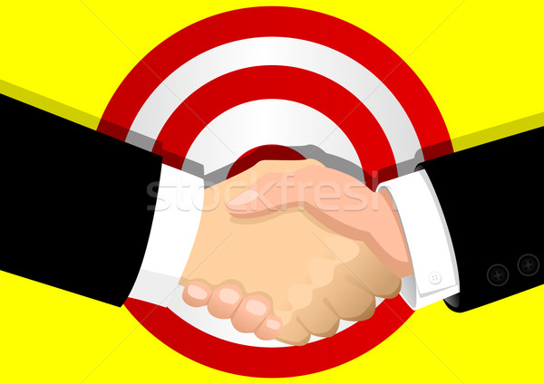 Business Deal Stock photo © rudall30