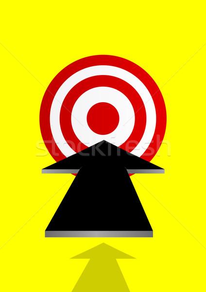 Target Stock photo © rudall30