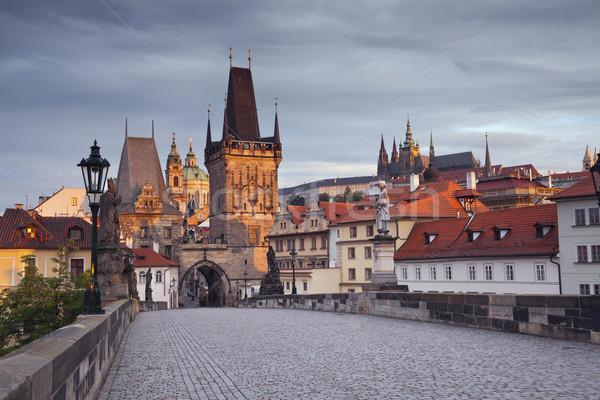 Praga imagen famoso Foto stock © rudi1976