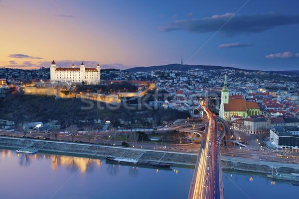 Bratislava, Slovakia. Stock photo © rudi1976