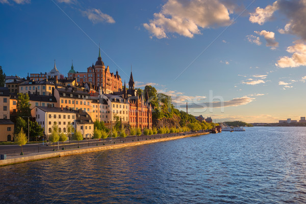 Stockholm. Stock photo © rudi1976